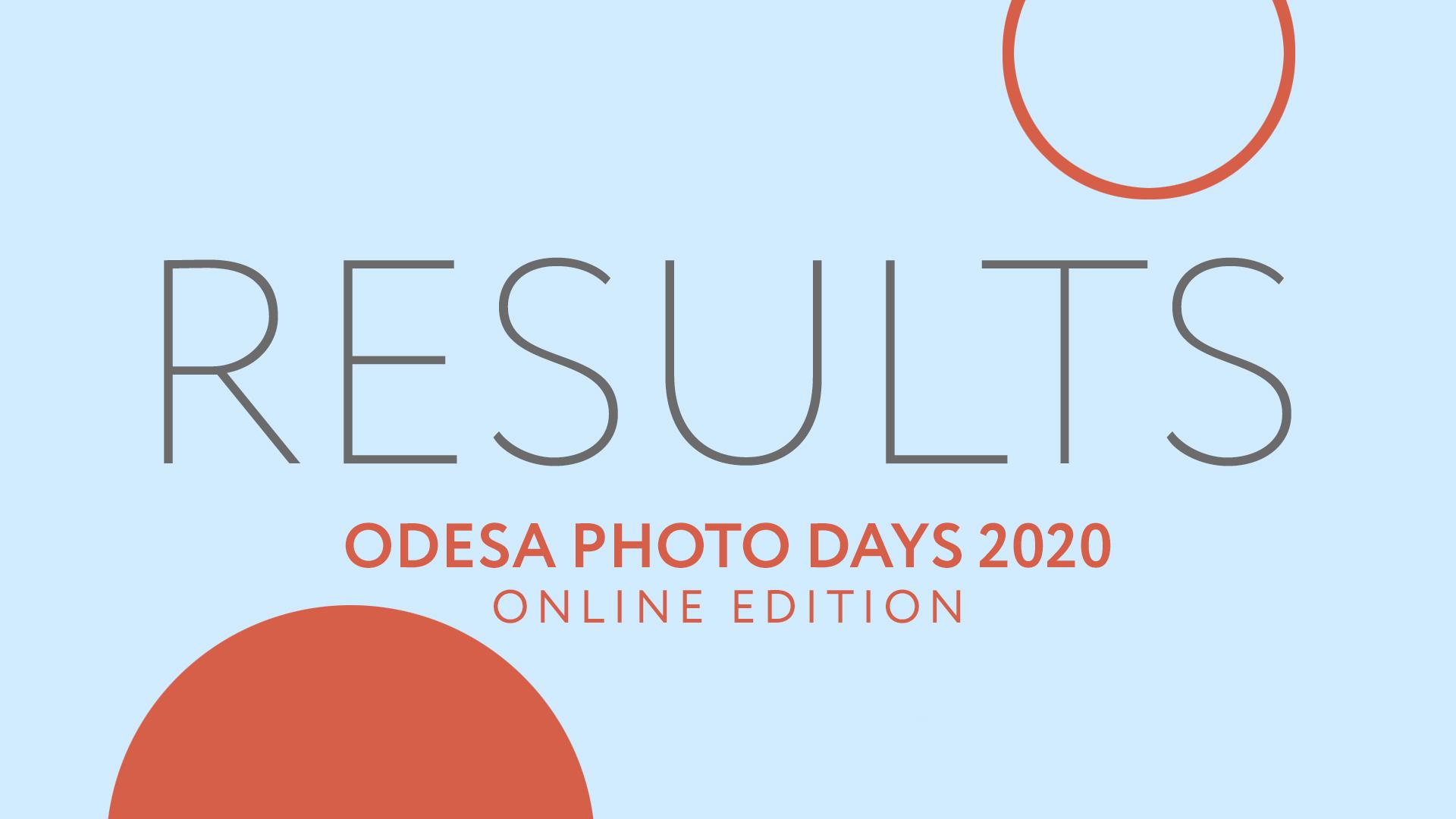 odesa photo days online edition